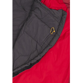 Mammut Kompakt SE Spring 180 Sleeping Bag lava/red/earth